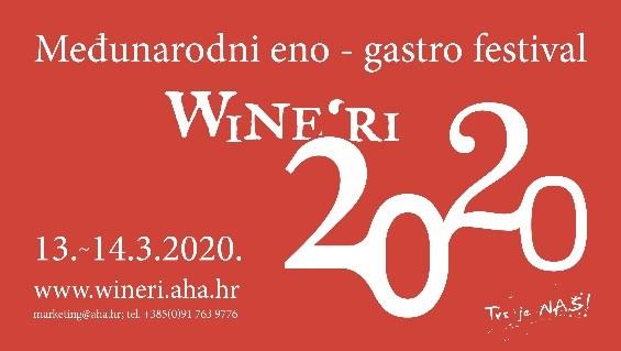 Trs je naš  – najavljen WineRi 2020